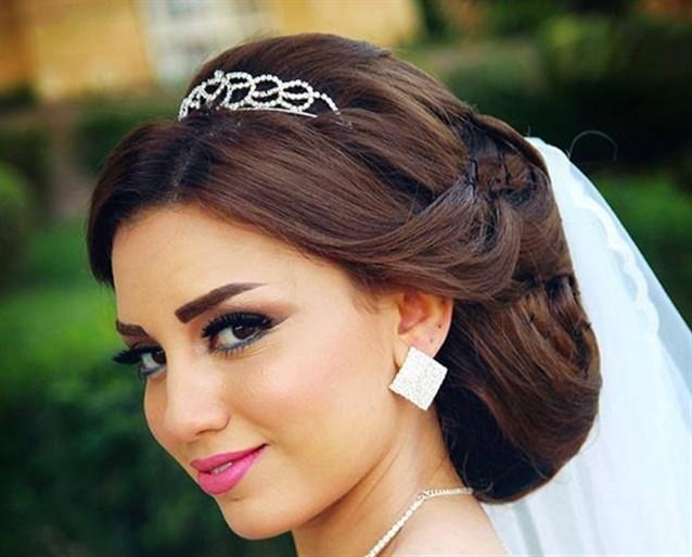 بالصور صور مكياج عرايس , مكياج العروس بالصور 5886 10