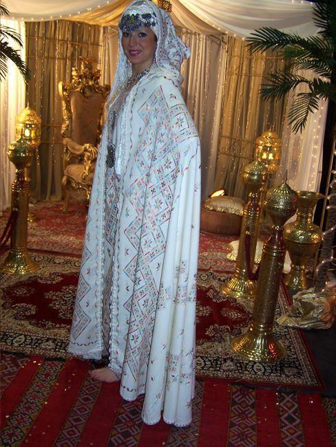 بالصور ازياء جزائرية , اروع عبايات جزائري 601 2