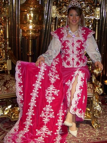 بالصور ازياء جزائرية , اروع عبايات جزائري 601 3