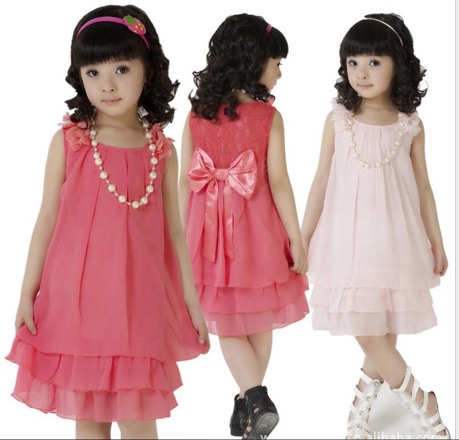 بالصور اجمل ازياء البنات , اروع فساتين للبنات الصغار 602 7