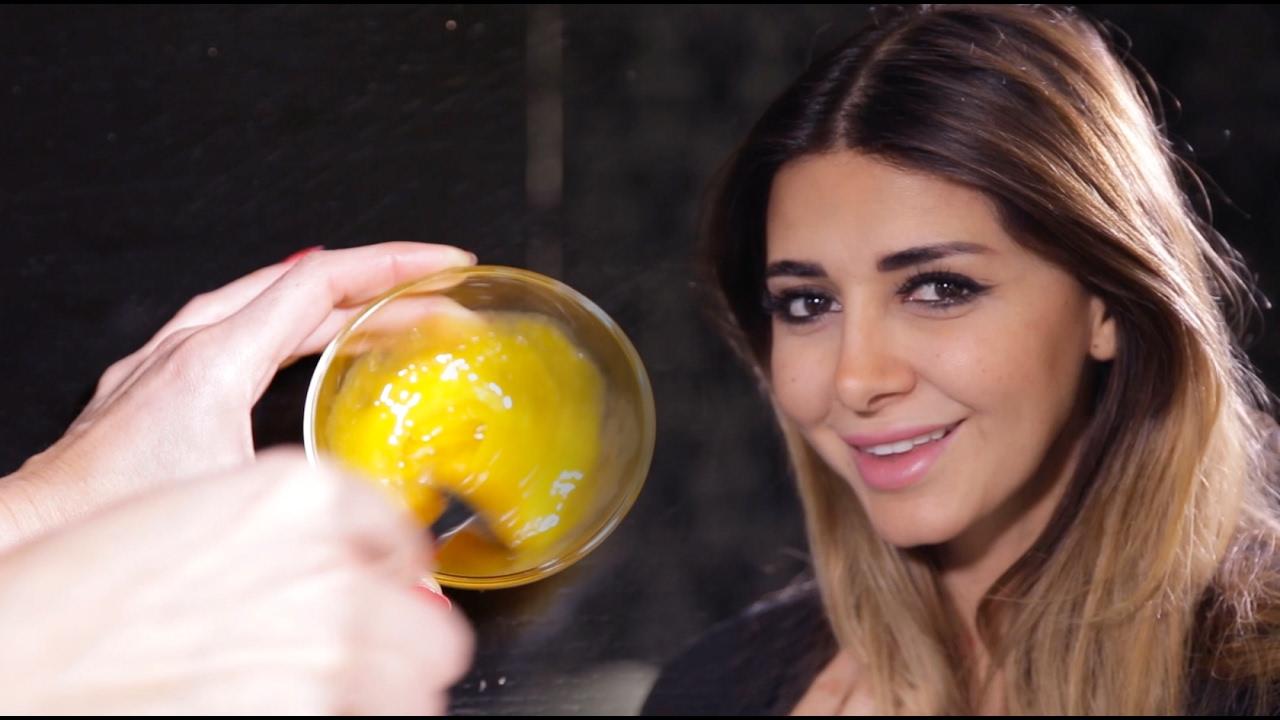 بالصور خلطة للكلف والنمش , البيض الحل السحري لازالة الكلف و النمش 6233
