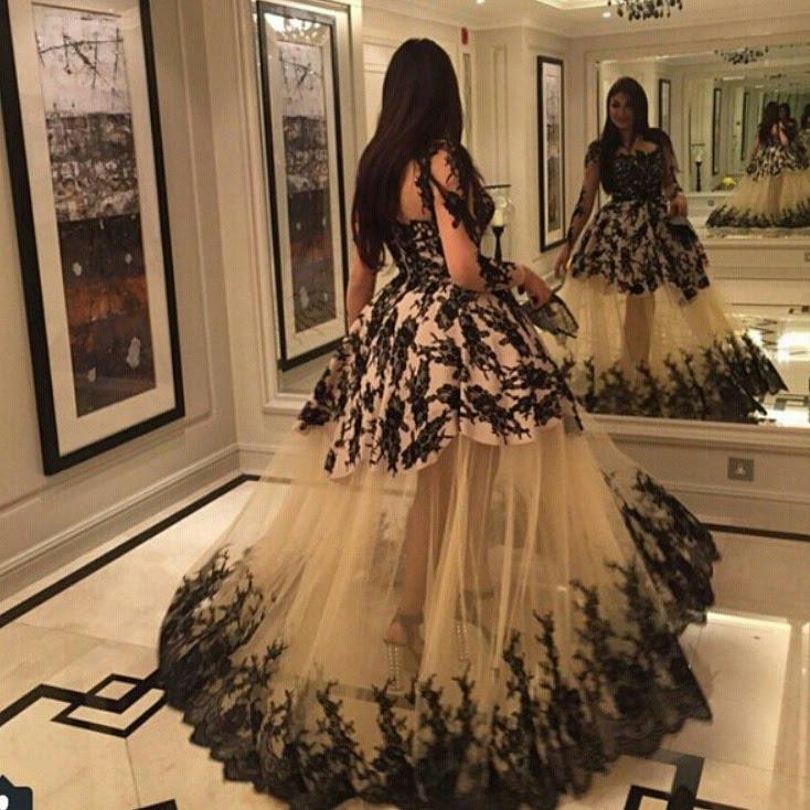 بالصور ازياء امل العوضي , اجمل الفساتين لامل العوضي 666 4