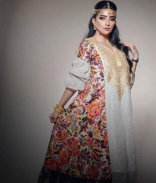 بالصور ازياء امل العوضي , اجمل الفساتين لامل العوضي 666 6