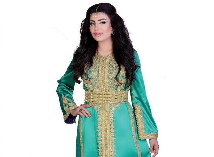 بالصور ازياء امل العوضي , اجمل الفساتين لامل العوضي 666 7