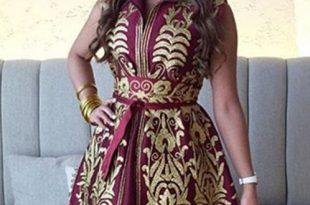 صورة ازياء امل العوضي , اجمل الفساتين لامل العوضي