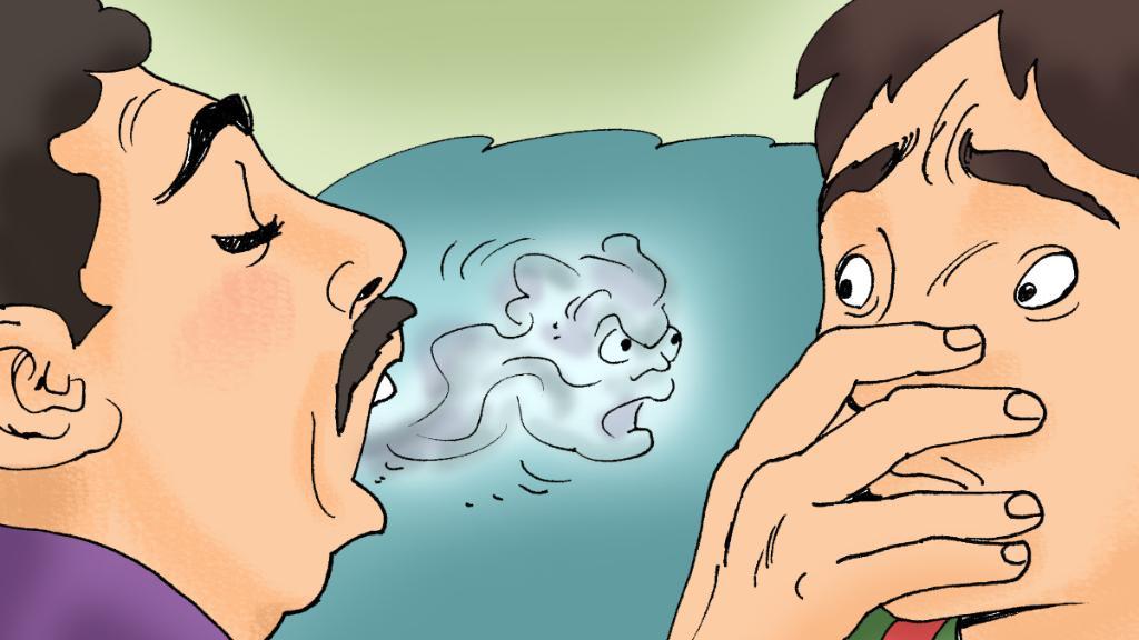 صوره خلطة لرائحة الفم , خلطة طبيعية لازالة رائحة الفم الكريهة
