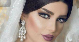 مكياج عروس خليجي , اجمل مكياج عرائس الخليج