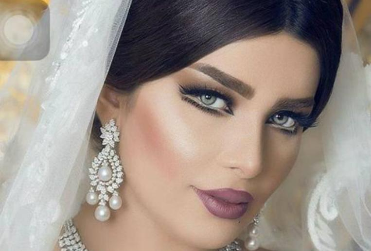 صور مكياج عروس خليجي , اجمل مكياج عرائس الخليج