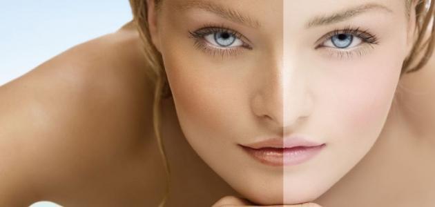 صورة تفتيح البشرة طبيعيا , طريقة طبيعية لتفتيح بشرتنا