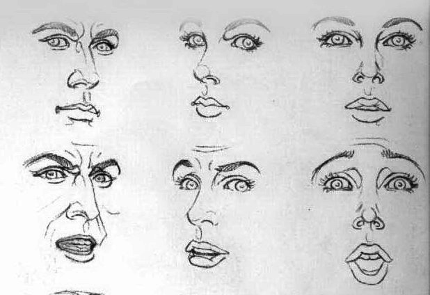 تعلم رسم وجه خطوة بخطوة تعلم الرسم ببساطة