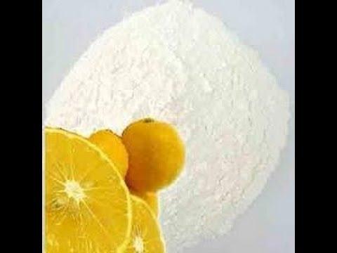 صوره خلطة النشا والليمون , فوائد النشا والليمون للحصول علي بشرة مشدودة