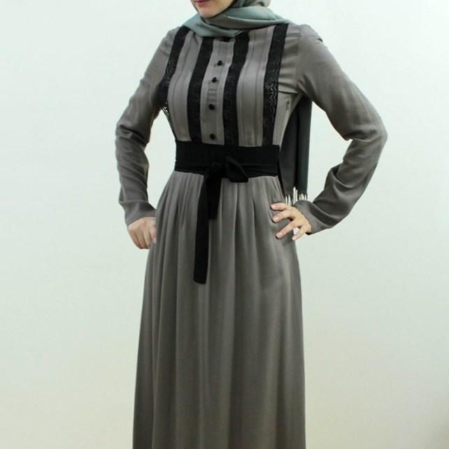 بالصور ملابس محجبات كاجوال للبدينات , موديلات جديدة للممتلئات 791 6