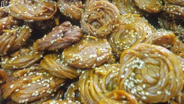 بالصور الحلويات المغربية بالصور , احلى صور لحلويات مراكش 7998 2