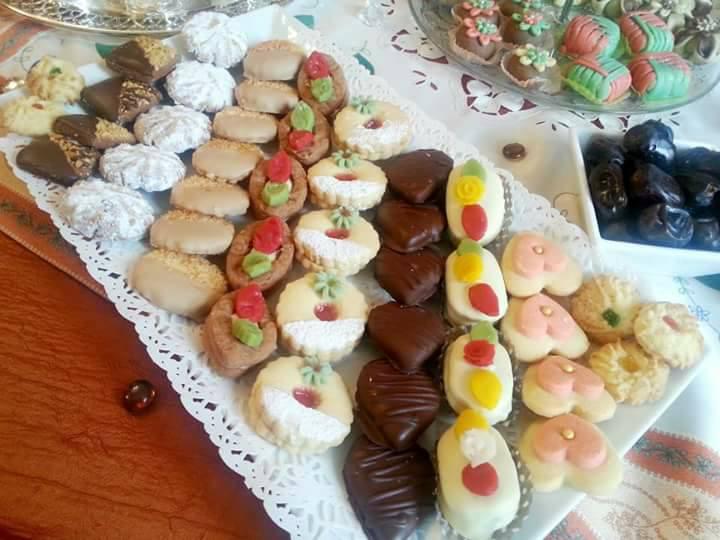 بالصور حلويات مغربية تقليدية وعصرية بالصور , اشهر حلويات المغرب بالصور 8091 6