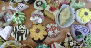 حلويات العيد مغربية , كعك العيد المغربى بالفيديو