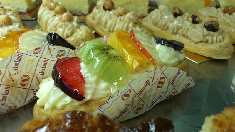 صورة حلويات ليبية بالصور , حلى ليبي بالصور 8156