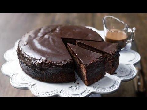 صورة طريقة الكيك بالشوكولاته , اخبزى اجمل كيك شوكولاتة