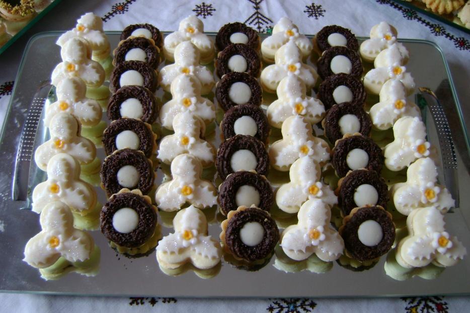 بالصور حلويات مغربية للعيد , كعك مغربى لعيد الفطر 8170 1