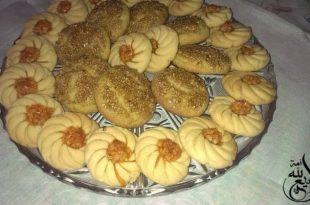 صوره حلويات مغربية للعيد , كعك مغربى لعيد الفطر