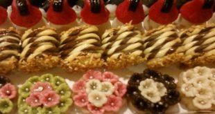 صورة حلويات مغربية بسيطة , اروع حلويات مغربية بالفيديو