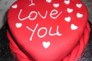 بالصور كيك عيد الحب , طريقة عمل كيكة عيد الحب 8192 2 310x205