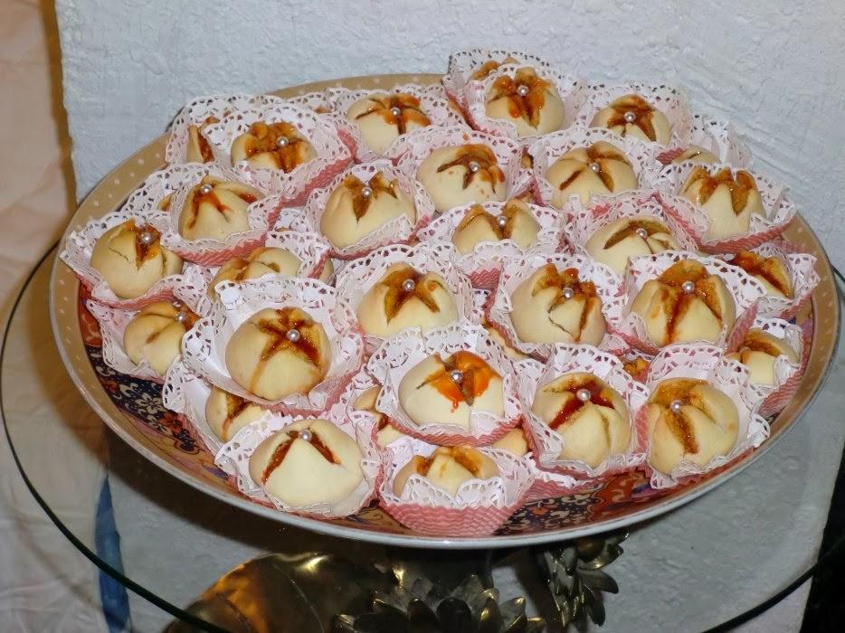 بالصور حلويات مغربية سهلة بالدقيق , اسهل حلوى مغربية بالدقيق 8199 1