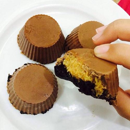 بالصور حلى الاوريو بالشعيريه , حلويات اوريو مع الشعريه لذيذة 8223 1
