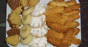حلويات مصرية للعيد , كحك العيد والبسكويت المصرى