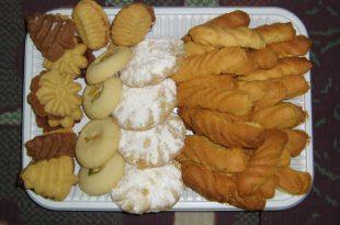 صوره حلويات مصرية للعيد , كحك العيد والبسكويت المصرى