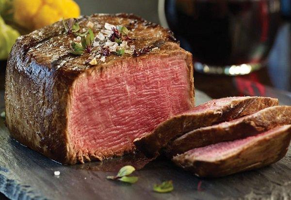 صورة لحم مشوي بالفرن , اسهل طريقة لتحضير الذ لحمة مشوية بالفرن