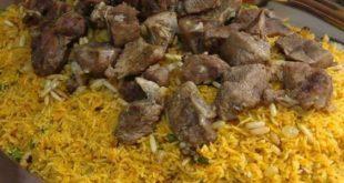 صورة مندي لحم بالفرن , وصفات من المطبخ الخليجي