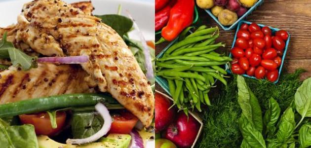صورة ما هو الطعام الصحي , كيف تجعل طعامك صحي