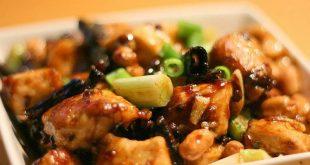 صورة دجاج صيني بالخضار , وصفة لذيذة للدجاج من المطبخ الصيني