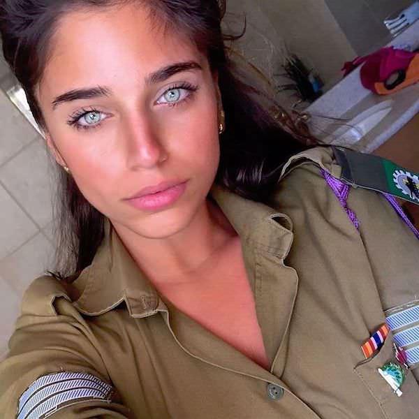 بالصور صور بنات اسرائيل , اجمل بنات في الجيش الاسرائيلي 877 2