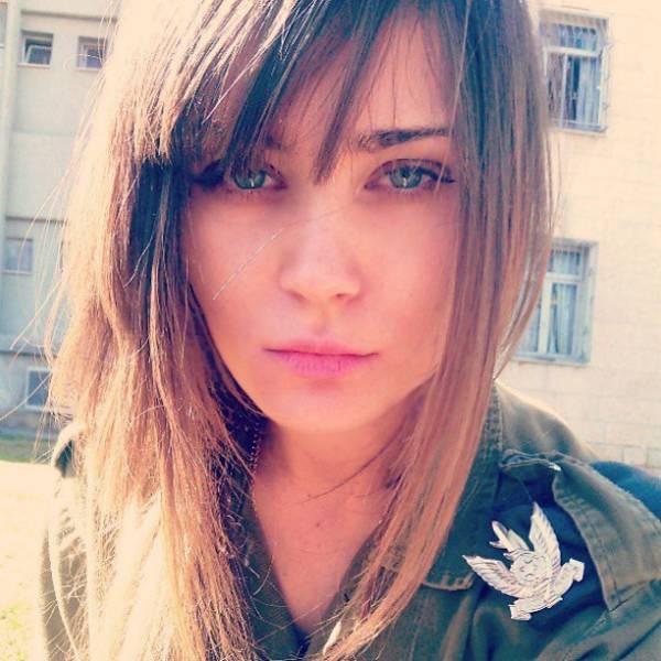 بالصور صور بنات اسرائيل , اجمل بنات في الجيش الاسرائيلي 877 3
