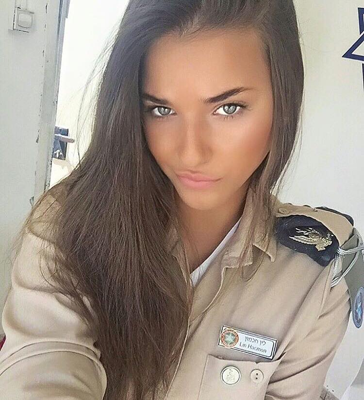 بالصور صور بنات اسرائيل , اجمل بنات في الجيش الاسرائيلي 877 4