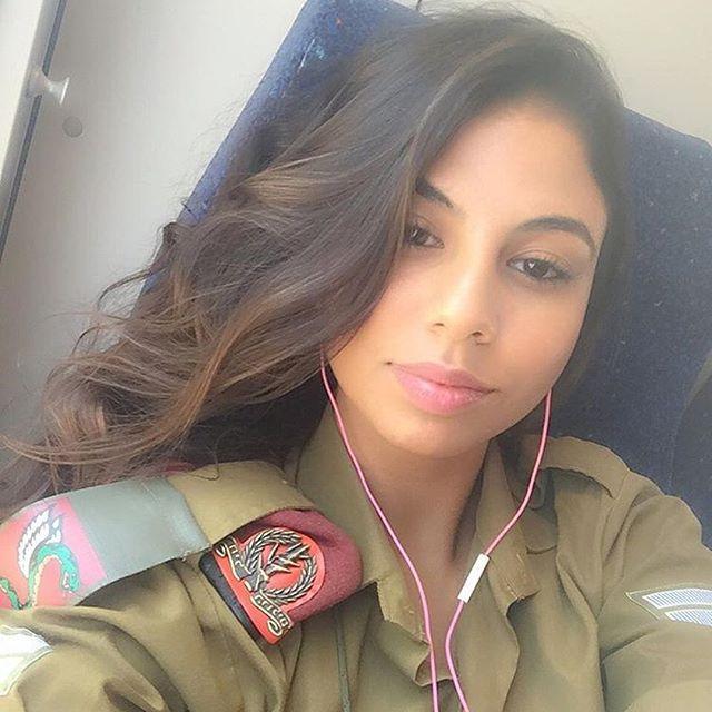 بالصور صور بنات اسرائيل , اجمل بنات في الجيش الاسرائيلي 877 5