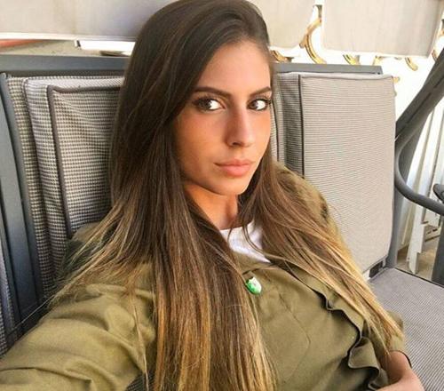 بالصور صور بنات اسرائيل , اجمل بنات في الجيش الاسرائيلي 877 7