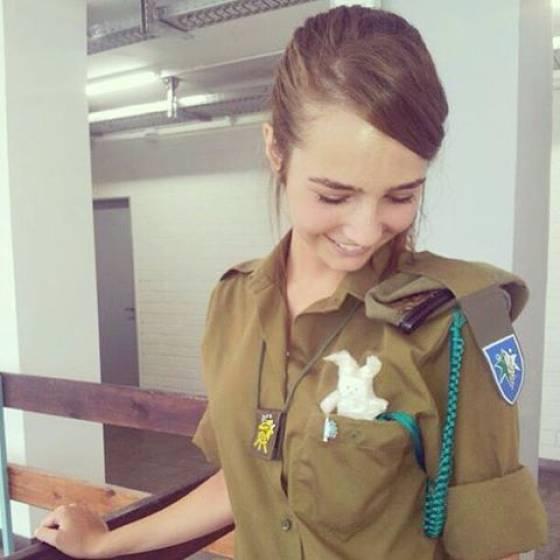 بالصور صور بنات اسرائيل , اجمل بنات في الجيش الاسرائيلي 877 8