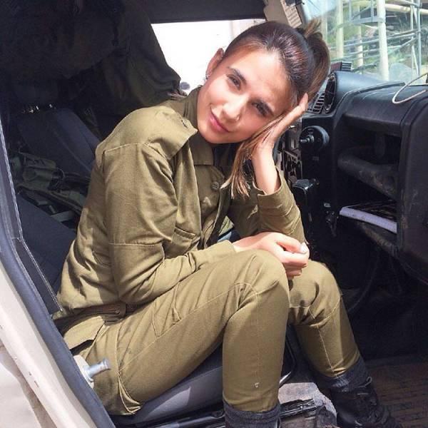 بالصور صور بنات اسرائيل , اجمل بنات في الجيش الاسرائيلي 877 9