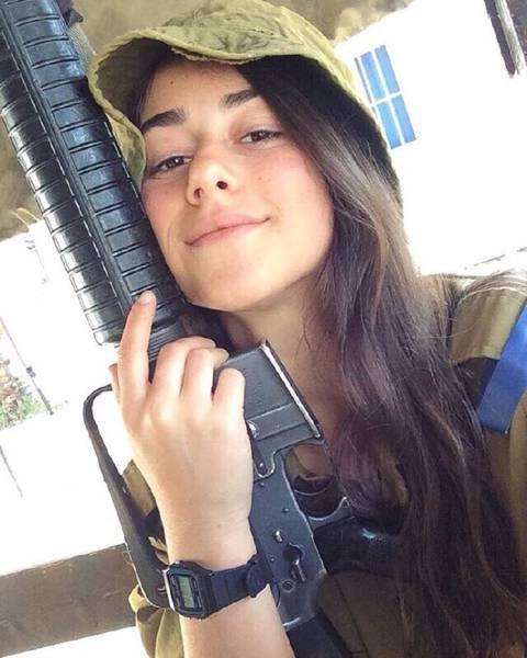 صور صور بنات اسرائيل , اجمل بنات في الجيش الاسرائيلي