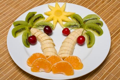 صورة غذاء صحي للاطفال , اسهل الطرق لتقديم الطعام الصحي لطفلك