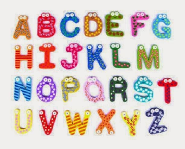 كتابة حروف انجليزي مزخرفه واشكال