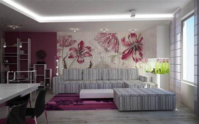 بالصور ورق جدران ثلاثي الابعاد , احدث تصاميم ورق الحائط المجسم 8977 10