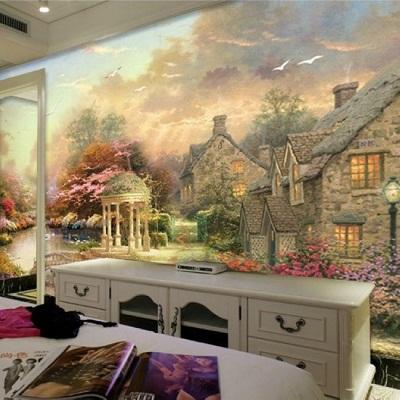 بالصور ورق جدران ثلاثي الابعاد , احدث تصاميم ورق الحائط المجسم 8977 3