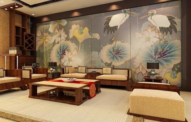 بالصور ورق جدران ثلاثي الابعاد , احدث تصاميم ورق الحائط المجسم 8977 4