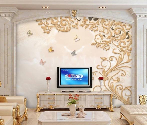 بالصور ورق جدران ثلاثي الابعاد , احدث تصاميم ورق الحائط المجسم 8977 6