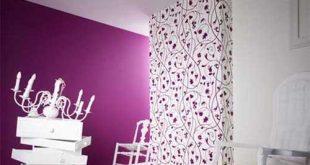 صوره تصاميم ورق جدران , اجدد اشكال حديثة لورق الجدران حصرى