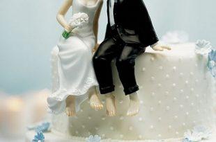 بالصور تورتة عيد زواج , كيكة عيد الزفاف بالفيديو 9182 2 310x205