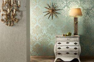 صورة ورق حائط كلاسيك , اجمل ورق حائط منقوش